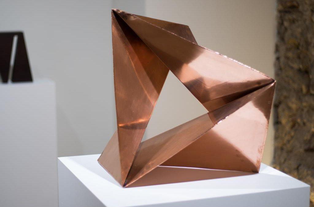 """""""Star"""", by Amilcar de Castro"""
