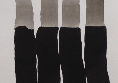 Tinta da China sobre papel, 21 x 29,7 cm