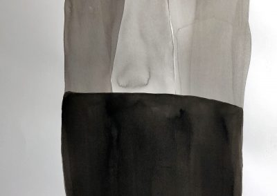 Tinta da China, sobre papel, 65 x55 cm, 2018